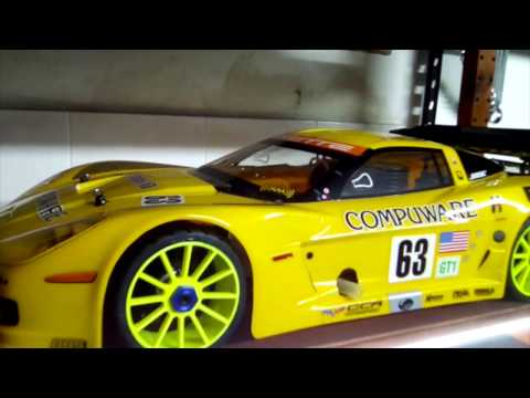 KYOSHO INFERNO GT2 GOMME (TYRES) GRP M01 ita
