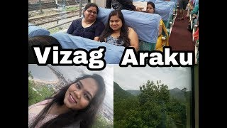 Visakhapatnam || Araku || Short Travel Vlogs