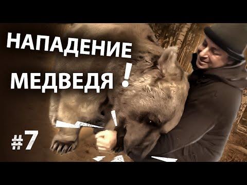 Нападение медведя! Правильный подход. Мясо & Рыба.