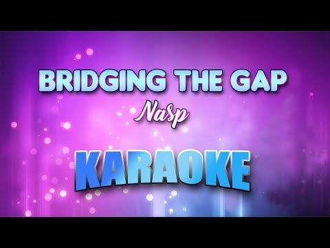 Nas - Bridging The Gap (Karaoke version with Lyrics)