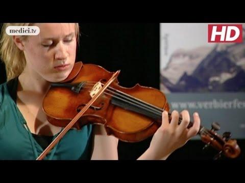 Eldbjorg Hemsing - Chaconne Partita No. 2 for Solo Violin (Bach) - Zakhar Bron MasterClass