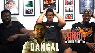 Dangal Official Patreon Trailer Reaction