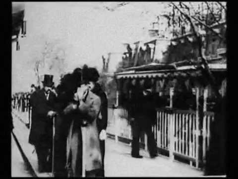1895-1900 - Lumiere Brothers Film Night (Speed corrected + new soundtrack)