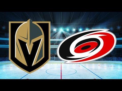 Vegas Golden Knights vs Carolina Hurricanes (5-1) – Jan. 21, 2018 | Game Highlights | NHL 2018