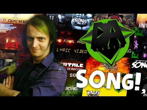 DAGAMES OFFICIAL MEDLEY LYRIC VIDEO!