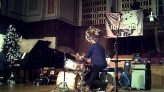 Piano & Trumpet & Tenor free jazz part 2/2 @Bowmania 2012-12-08