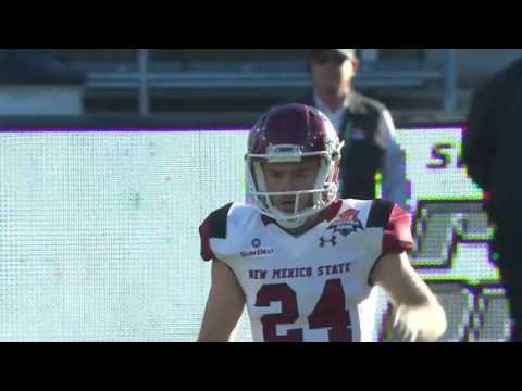 HIGHLIGHTS: New Mexico State Wins a Wild Arizona Bowl in Overtime | Stadium
