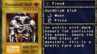 Ganando Summoned Skull YuGiOh FM Beta [Heishin 1 en Campaña]
