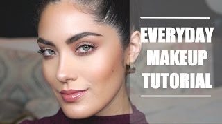 Everyday Makeup Tutorial | Ulta x Buxom | Melissa Alatorre