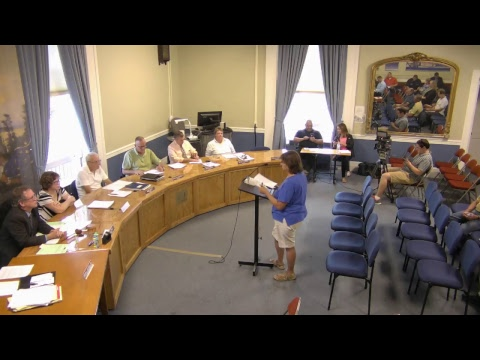 City of Plattsburgh, NY Meeting  9-21-17