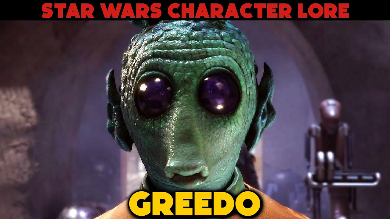 The Complete Life of Greedo (Canon)