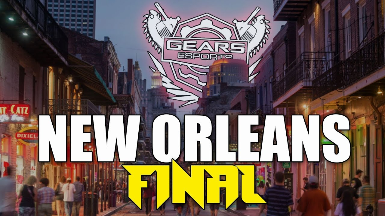 GEARS OF WAR 4 | Echo Fox vs Optic Gaming | New Orleans Grand Final MLG