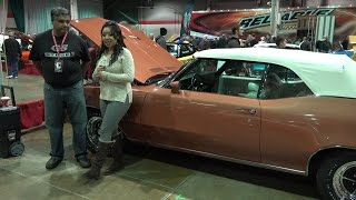 1971 Buick GS Stage 1 Convertible - Muscle Car and Corvette Nationals Car Show