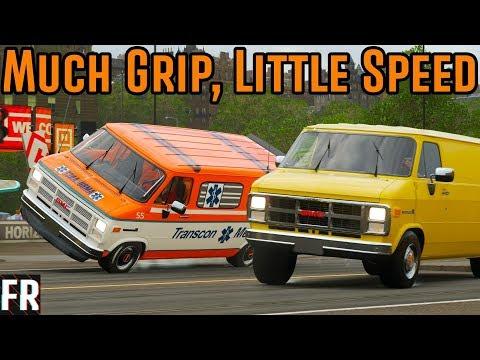 Forza Horizon 4 Challenge - Much Grip Little Speed thumbnail