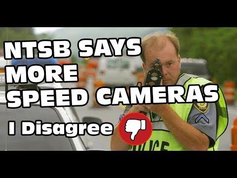 NTSB Wants MORE Enforcement - I Disagree