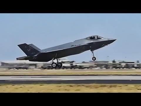 Luke AFB Resumes F-35A Flight Operations After 11 Day Pause