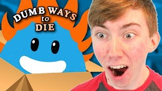 DUMB WAYS TO DIE PACKAGE! - Dumb Ways To Die 2: The Games - Part 4 (iPad Gameplay Video)