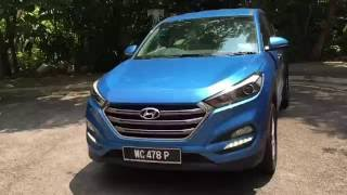 2016 Hyundai Tucson Full Test Drive Review In Malaysia