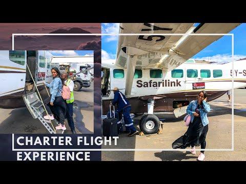 Charter Flight Experience | 12 Seater | Charter Plane | Kenya | Africa