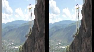 留园网6park.com 巨峡谷秋千 Giant Canyon Swing