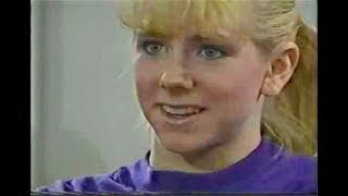 Tonya Harding - Local News Profile (1993)