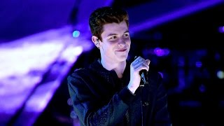 """Shawn Mendes Belts Out """"Mercy"""" at 2017 iHeartRadio Music Awards"""