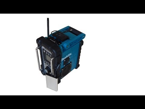 "Makita Radio - USB mp3 Player Modul mit 2,5"" HDD"