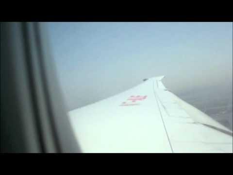 Air India 777-200 Landing at JFK Airport