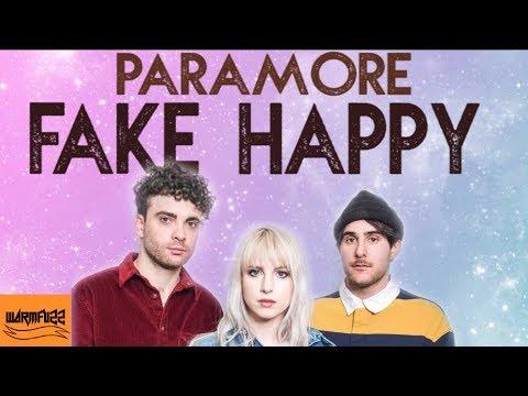 Paramore - Fake Happy (Karaoke/Instrumental)