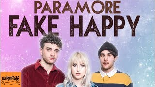 Paramore - Fake Happy (Karaoke/Instrumental)