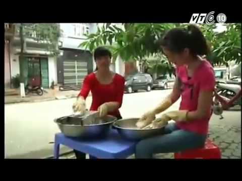 Bánh áp chao — đặc sản Cao Bằng