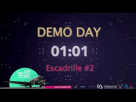 Demo Day Pilote.Media Escadrille #2