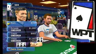 World Poker Tour 2K6 ... (PS2)