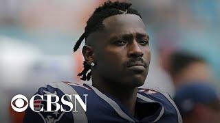 New England Patriots release Antonio Brown nach einer Vergewaltigung Anklage