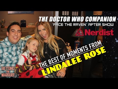 The Best of Lindalee on Nerdist's 'Doctor Who Companion' After Show
