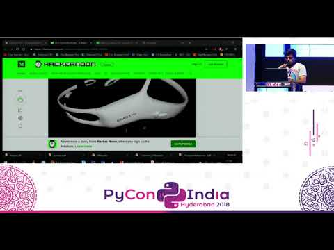 Image from [Lightning Talk] EEG Controlled Rover - A Brain-Computer Interface by Prajwal and Venkatesh