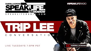 "Trip Lee Talks About ""Rise"", The Christian Rapper Label, + more [@GuerillaCross @ TripLee]"
