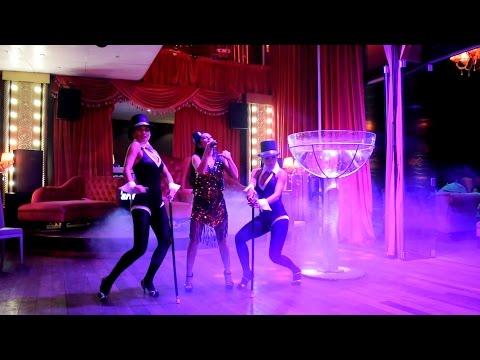 Cabaret show - LAS VEGAS in DUBAI