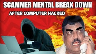 SCAMMER HACKED - Mental Breakdown Follows thumbnail