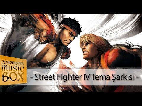 EXILE - The Next Door〜Indestructible (Street Fighter IV OST) (Türkçe Altyazılı) #ÇevirmansBox