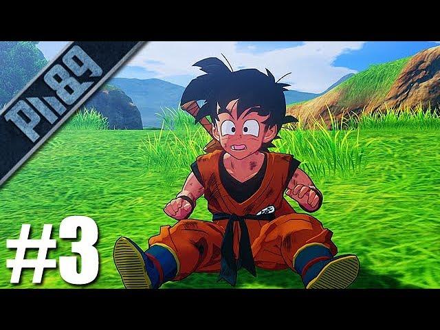 EGY ÉV FELKÉSZÜLÉS   Dragon Ball Z: Kakarot végigjátszás #3