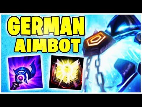 DER GERMAN AIMBOT IST DA! Best Of Noway4u Twitch Highlights LoL