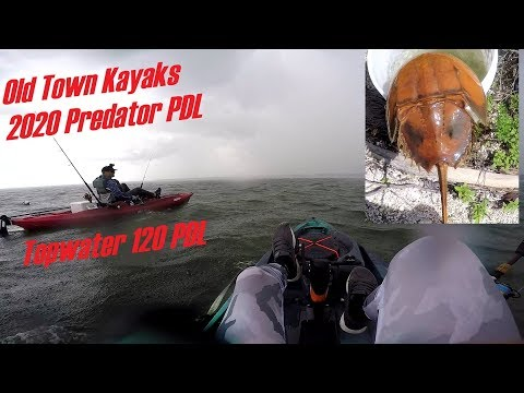 Repeat Old Town Topwater 120 PDL Speed Test (2019) Review by