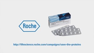 Save the Proteins with Roche cOmplete!