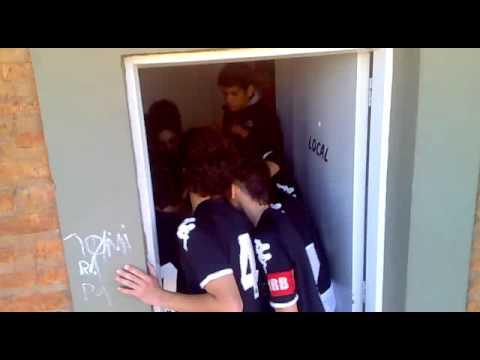 Arenga de la 7ma división, antes de la goleada 11 a 0 a Alto Valle.