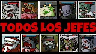 TODOS LOS JEFES DE ZOMBIE AGE 3 TOP screenshot 3