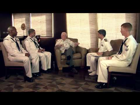 Part 1: Stories from U.S. Naval Hospital Guam - Lt. General Snowden
