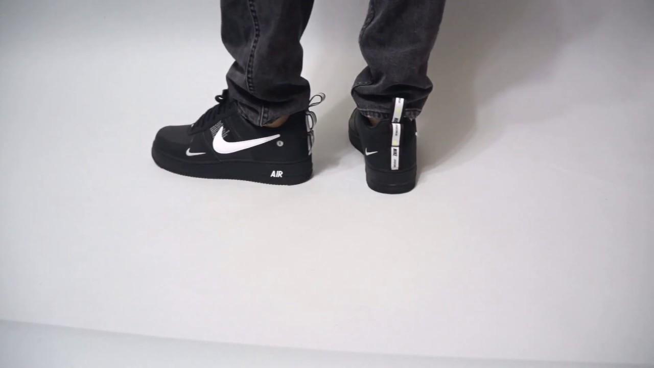 Nike Air Force 1 Utility AJ7747-001 on