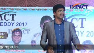 Self Esteem by Sudheer Sandra at IMPACT Kamareddy  2017