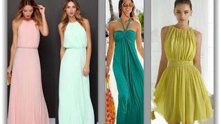 Vestidos invitada boda playa 2016
